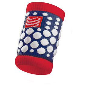 Compressport Ironman 2017 Warmer red/blue
